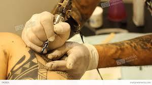tattoo shop tattooing pain artists body art skin needle draw