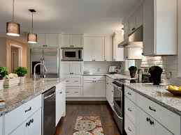 granite countertop kitchen cabinets off white do you have to