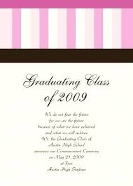 high school graduation invitation wording what to put on graduation invitations lovely graduation announcement