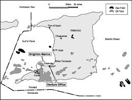 Map Of Trinidad Redevelopment Of The Brighton Marine Field Trinidad The