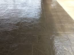 Stain Existing Concrete Patio by Charlotte Concrete Resurfacing