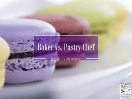 what u0027s the difference between a baker and pastry chef