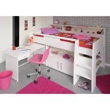 lit enfant avec bureau lit mezzanine enfant avec bureau achat vente pas cher