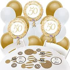 50 wedding anniversary 50th wedding anniversary party supplies