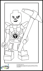 skeleton coloring lego ninjago skulkin coloring pages minister coloring