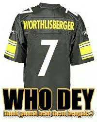 Cincinnati Bengals Memes - don t like the steelers hate steelers pinterest