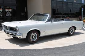 Pontiac Muscle Cars - used 1965 pontiac lemans gto ps pb air venice fl for sale in