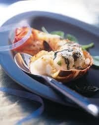 cuisiner une langouste recette langouste au beurre de basilic