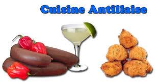 de cuisine antillaise la cuisine antillaise