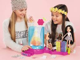bratz create fashion playset doll toys