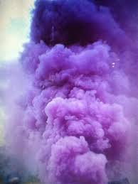 What Color Is Peaceful What Color Is Your Aura Purple Smoking And Favorite Color