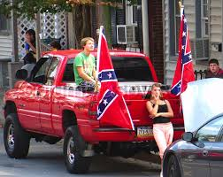 Truck With Rebel Flag Columbia Spy A Study In Three Part Dis Harmony
