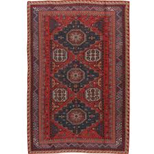 vintage russian sumak flat weave rug for sale at 1stdibs
