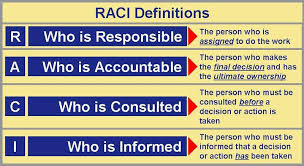 raci chart word daily project progress report template xls