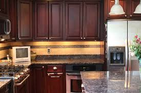 backsplash in kitchens kitchens with backsplash home interior design