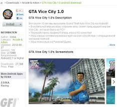 gta vice city free for android grand theft auto vice city app for android loads boxer malware