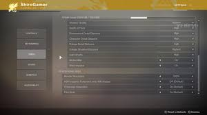 pubg graphics settings the destiny 2 pc beta has an impressive settings menu see the