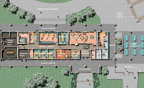 admin building floor plan commercial southwest
