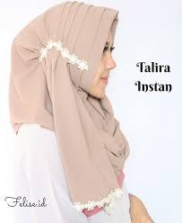 Kerudung Murah instan kerudung instan tudung malaysia jilbab premium