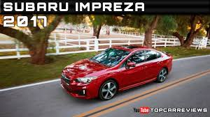 subaru impreza reviews specs u0026 prices top speed 2017 subaru impreza review rendered price specs release date youtube