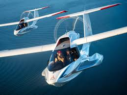 Tiny Planes What It U0027s Like To Fly U2014and Stall U2014in The Icon A5 Plane Wired
