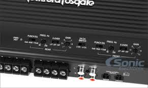 rockford fosgate r250x4 250w four chan class ab prime amplifier