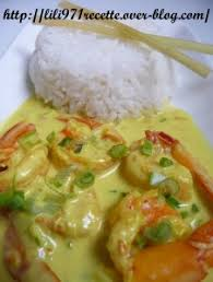 cuisiner curcuma frais crevettes thaï au lait de coco et curcuma frais le
