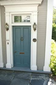 Exterior Door Color Door Color For Houses Whats The Deal With Front Door Colors House