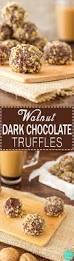 walnut dark chocolate truffles recipe video happy foods tube
