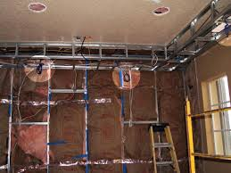 home theater ceiling speakers how to build a home theater hgtv