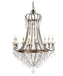 Currey And Company Lighting Currey And Company 9047 Scarlet 33 Inch Wide 8 Light Chandelier