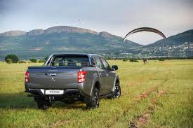 mitsubishi triton 2017 first drive cars co za