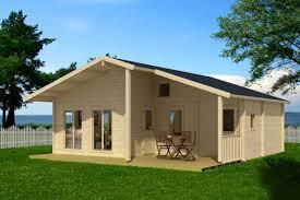 Holzhaus Zum Wohnen Kaufen Ferienhaus F5 Inkl Fußboden 70 Mm Blockbohlenhaus Grundfläche