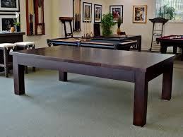 Robbies Billiards Modern Dining Pool Table - Pool table dining room table top