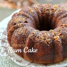 paula deen u0027s double rum cake you know its going to be goooood