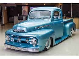 Ford Vintage Truck - 1951 ford f1 for sale on classiccars com 12 available