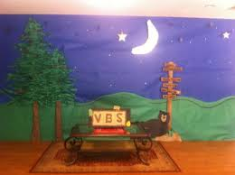 Camping Decorations Vbs Camping Theme Decorations Youth Group Lessons 3 Pinterest