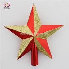 plastic star christmas tree ornaments plastic star christmas tree