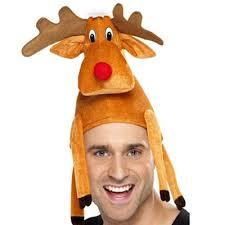 hat novelty christmas reindeer hat