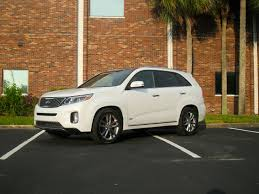 peugeot suv 2015 2015 kia sorento sxl driven review top speed