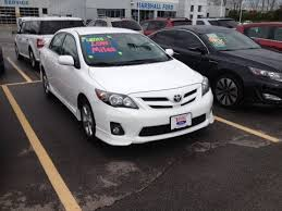 toyota corolla s special edition 2013 2013 toyota corolla s special edition used corolla for sale in