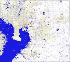Map Of Pasco County Florida by Landmarkhunter Com Hillsborough County Florida