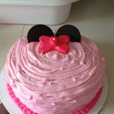 personal minnie mouse cake for my niece s 1st birthday