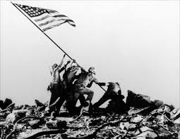 Iwo Jima Flag Raising Staged Iwo Jima Flag Raising Photo Staged Download Image Hider For