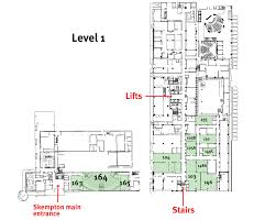 How To Do A Floor Plan by City And Guilds Building Room 105 A Imperial College London