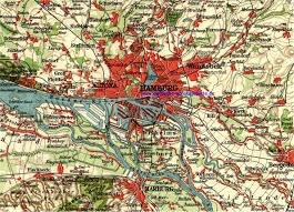 Map Of Hamburg Germany by German States To 1918 F M