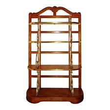 White Antique Bookcase by Bathroom Captivating Designer Furniture Storage Drexel Heritage