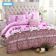 popular kitty bed sheets buy cheap kitty bed sheets lots