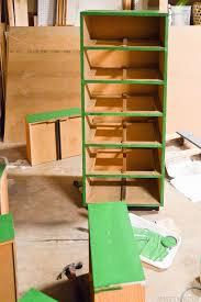 Upcycle Laminate Furniture - how to paint a laminate dresser u2022 vintage revivals