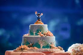 wedding cake island wedding cake wednesday island inspiration disney weddings